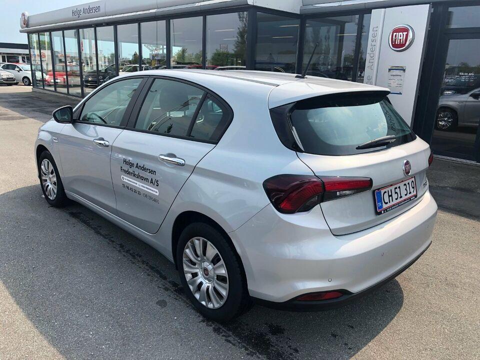 Fiat Tipo 1,4 16V Prima Benzin modelår 2019 km 3000