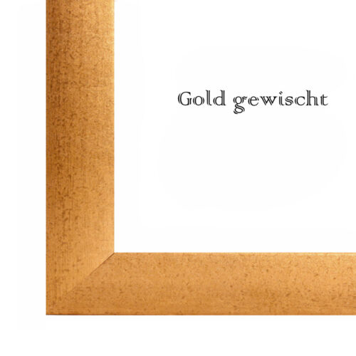 Bilderrahmen Antireflex 22 Farben ab 30x14 bis 30x24 cm Foto Poster Rahmen Neu
