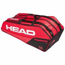 HEAD Elite 6R Combi Tennis Racquet Bag 6 Racket Tennis Equipment Duffle Bag