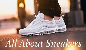 "99d1076423cf Nike Air Max 97 OG White Summit""Limited   Rare Edition All Sizes ..."