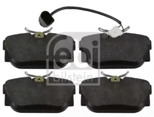 disc brake FEBI BILSTEIN 16412 Brake Pad Set