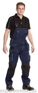 Ocean Balder Work Wear Balder, Bib & Brace Trousers Overall / Workwear XL