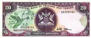 02-Trinidad-and-Tobago-P39d-20-Dollars-1985-Serie-GR