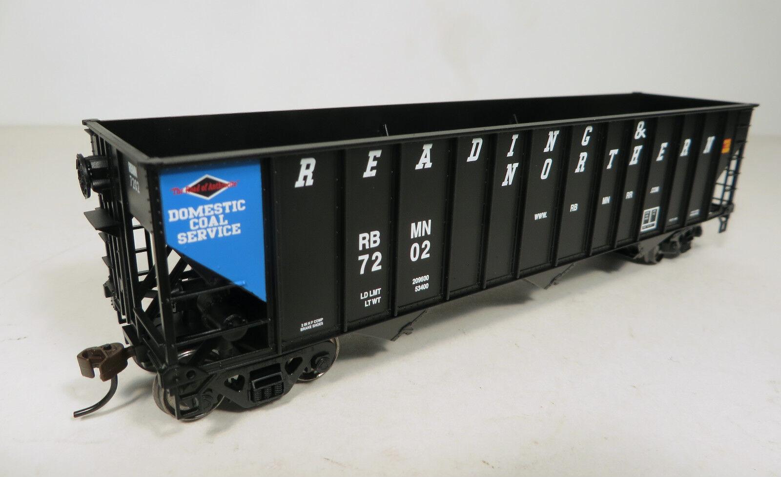 Bowser (Set-2) R&N (bluee panel) 100-Ton Hopper Cars (3 car set) NIB R-T-R