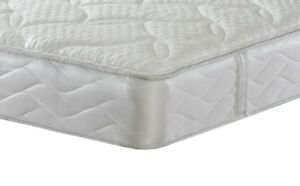 9209054ad59 Image is loading SEALY-Pearl-Wool-Mattress-Double-4ft6