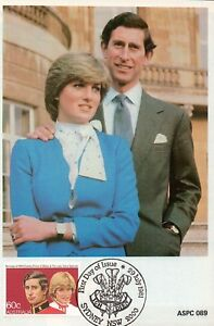 D4767mkk-Australia-maxicard-ASPC089-1981-Royal-Wedding-postcard
