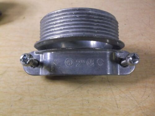 """Details about  /NEW Conduit Connector 2A 2/""""  *FREE SHIPPING*"""