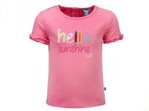 Camminò! 1710171 T-SHIRT MAGLIETTA Girls ALOHA Sunshine 2460 PINK ROSE  </span>