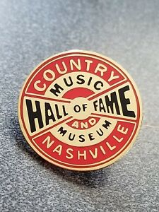 COUNTRY-HALL-OF-FAME-MUSEUM-NASHVILLE-SOUVENIR-pin