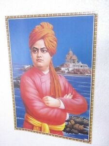 SWAMI-VIVEKANANDA-Poster-unique-nice-INDIA-famous-personality-16-034-11-034