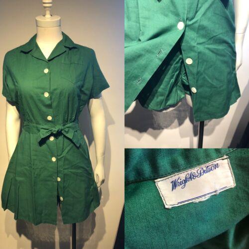 Vintage WRIGHT & DItson 1930s Ladies SPORTS ROMPER