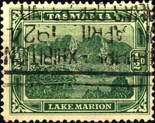 TASMANIA - 1902/03 - Lac Marion - p. 1/2