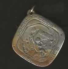 Argentina Jockey Club Medal Horse Racing 1931