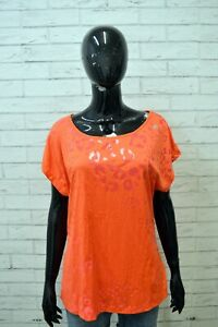 ADIDAS-Donna-Maglia-Taglia-XL-Polo-Blusa-Shirt-Women-039-s-Jersey-Frau-Poliestere