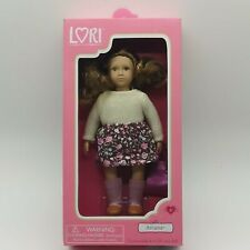"LORI Doll Aviana Battat Our Generation 6/"" NEW in Box Fast Shipping"