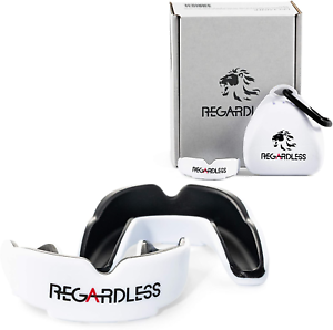 REGARDLESS ULTRA 2 Mouth Guard For Kids and Adults – /& – Comfort /& Quality