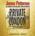 Private London: (Private 2) by James Patterson (CD-Audio, 2011)