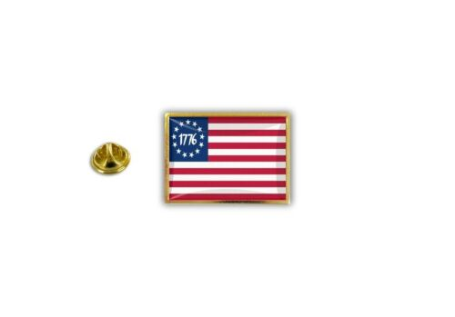 pins pin/'s flag national badge metal lapel hat button vest 1776 flag usa