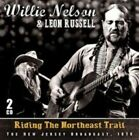 Riding The Northeast Trail Willie Nelson Audio CD