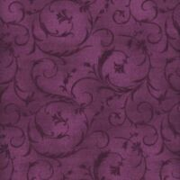 Maywood Studios Beautiful Backings 108 Extra Wide - Violet/red Qb100-vr