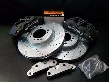 Datsun 240Z 260Z 280Z New FRONT Disc Brake 4 Piston Wilwood Complete Kit 69-78