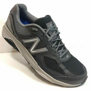 New-Balance-Men-039-s-1540-V3-Running-Shoe-Black-Castlerock-SZ12-5-PRE-OWNED-CE1