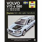 Volvo V70 & S80 (Swedish) Service and Repair Manual by Haynes Publishing Group (Paperback, 2015)