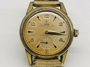 Tudor-Oyster-Air-Lion-Date-Honey-Comb-Dial-ref-7958-32mm-watch