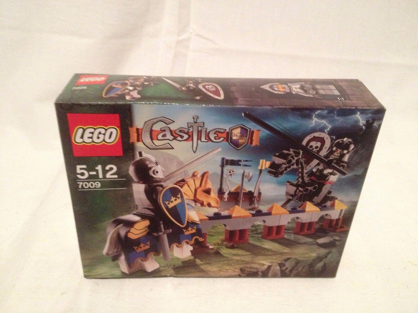 Lego Castle 7009 Le Tournoi NEUF 1 édition   plus vendu