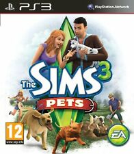 PS3 The Sims 3 Simply Tierisch Game for PlayStation 3 NEW
