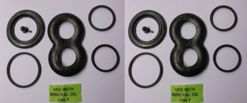 maserati bora x2 arrière étrier de frein réparation kits de joints 1972-78 117
