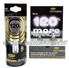 Ring Xenon Ultima 120% più luminoso H7 RW1277 100% GAS Auto Testa Luce Lampadina + GRATIS