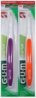 Gum End-tuft Brush Soft (pack Of 2)