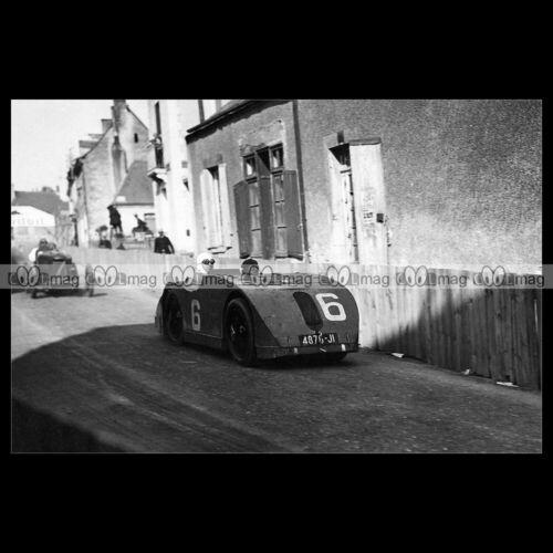 #pha.033728 Photo BUGATTI TYPE 32 ERNEST FRIDERICH GRAND PRIX FRANCE TOURS 1923