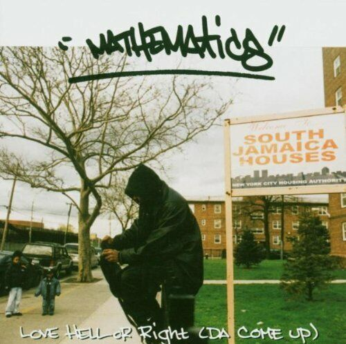 Mathematics : Love Hell Or Right (Da Come Up) CD Expertly Refurbished Product