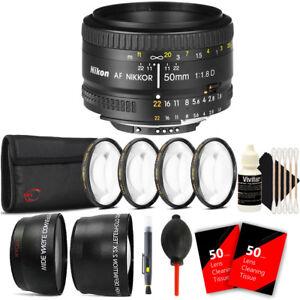 Nikon-AF-FX-NIKKOR-50mm-f-1-8D-Lens-for-Nikon-D7000-D7100-with-Accessory-Bundle