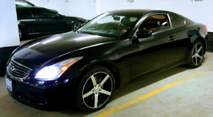 2009 Infiniti G37x Coupe in Excellent Condition