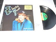 DEBBIE GIBSON - Electric Youth - 1989 UK German pressed issue 11-track vinyl LP