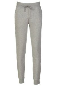 fd2ddbcc7dbed6 Image is loading New-With-Tags-Moncler-Gray-Cuffed-Sweatpants-Size-