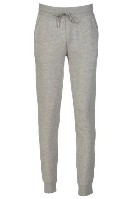 dc5f205f6066 With Tags Moncler Gray Cuffed Slim Fit Sweatpants Size XL   Out  for ...