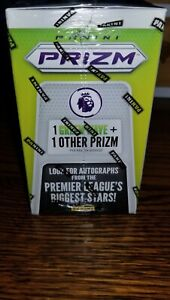 2020-21 Premier League Soccer Panini Prizm Sealed In Hand Blaster Box