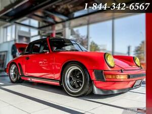 Porsche 911 targa  extremely rare   low kms   nicely restored 1976