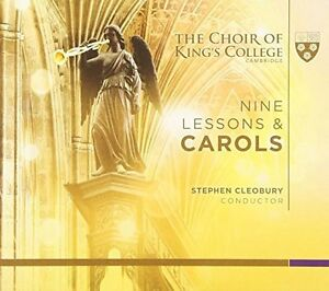 Choir-of-King-039-s-College-Cambridge-Nine-Lessons-and-Carols-CD