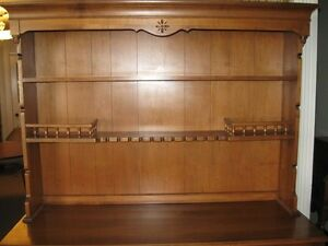 Image Is Loading Tell City China Hutch Top Only 889 Young  Part 59