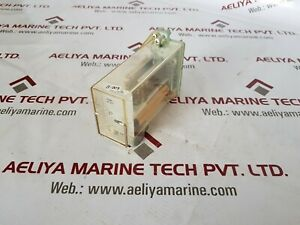 Asea-rx33-1-rk-214-006-ad-24v-relay