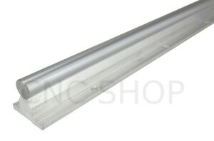 SBR12-800mm-12mm-FULLY-SUPPORTED-LINEAR-RAIL-SHAFT-CNC-ROUTER-SLIDE-BEARING-ROD