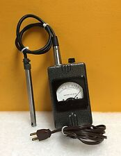 Hastings Instruments G-11 Analog Mass Air Meter (Vintage), includes Probe Assy.