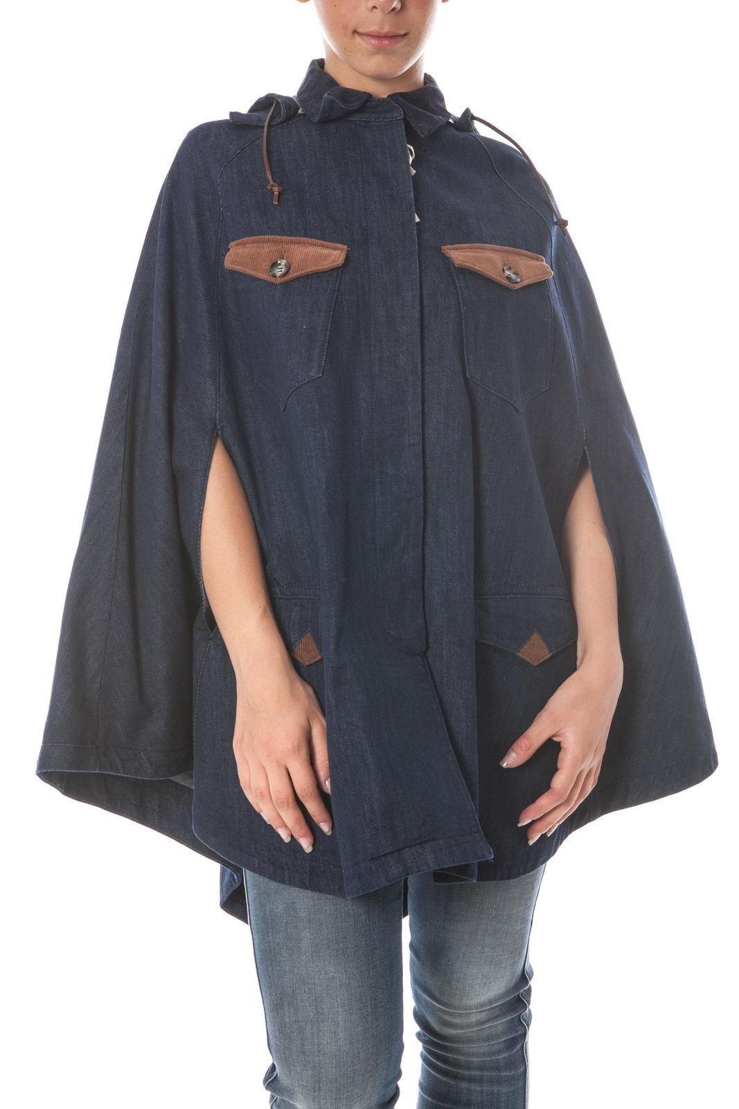 Maglia Maglietta Armani Jeans Sweater MADE IN ITALY Donna Denim Z5K134C 15