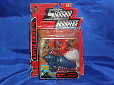 "Starship Troopers 5"" Tanker Bug Johnny Rico Cpl Bronski MI Trooper Galoob Sealed"