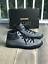 Sneakers-Men-039-s-Converse-Chuck-Taylor-AS-Fresh-High-Top-Leather-Thunder-Blac-Grey thumbnail 1